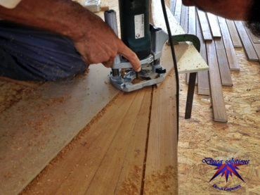 Other woodwork repairs a yachts