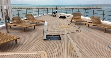 Teak decks DUCA Solutions